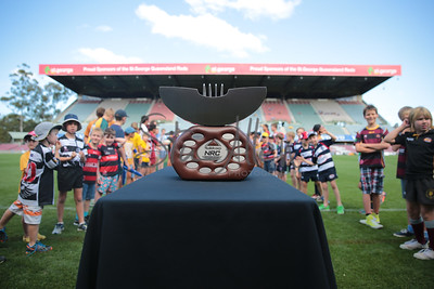 NRC Grand final Brisbane city v Canberra vikings