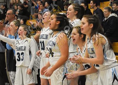 Franklin - Westford Academy Girls Basketball 2-27-19