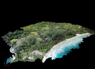 Seychelles Grand Police Wetland