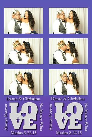 Dante and Christina