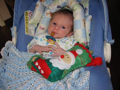 Primera navidad - dic2006 / First Christmas, Dec 2006