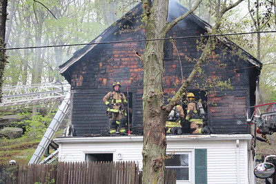 House Fire - 204 Long Hill Ave Shelton, CT - 5/3/2021