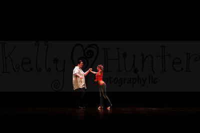 Plainwell Dance 2013 Jarrod and Casey