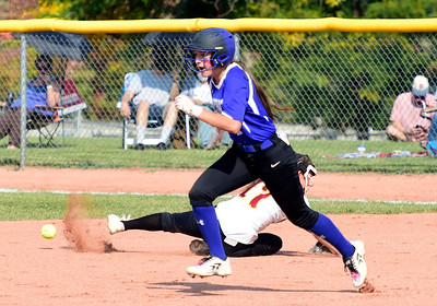 Photos: Lyons Loses to Brush in 3A Softball