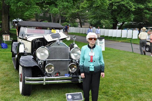 EOD 2012 First winner, Margaret Dunning