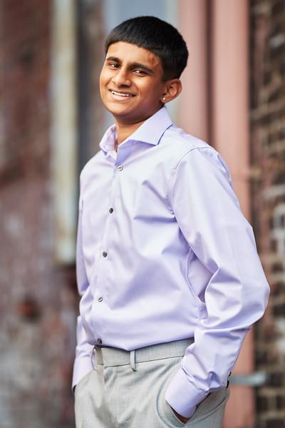 Pranay - Senior