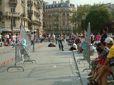 Paris sites