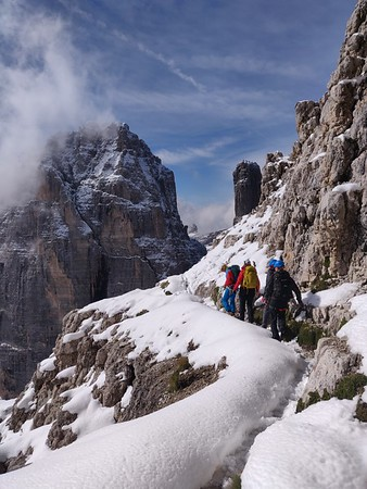 Dolomites Via Ferrata 2019