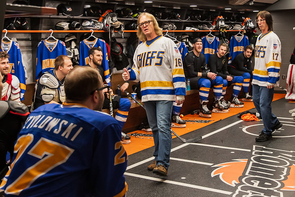 1/18/19 Komets vs. Fuel +Hanson Brothers