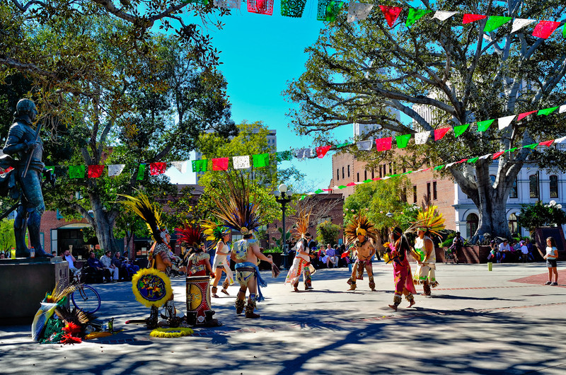 Los Angeles - Olvera Street D7000 w/ Nikon 24mm f/1.4G & 85mm f/1.8D