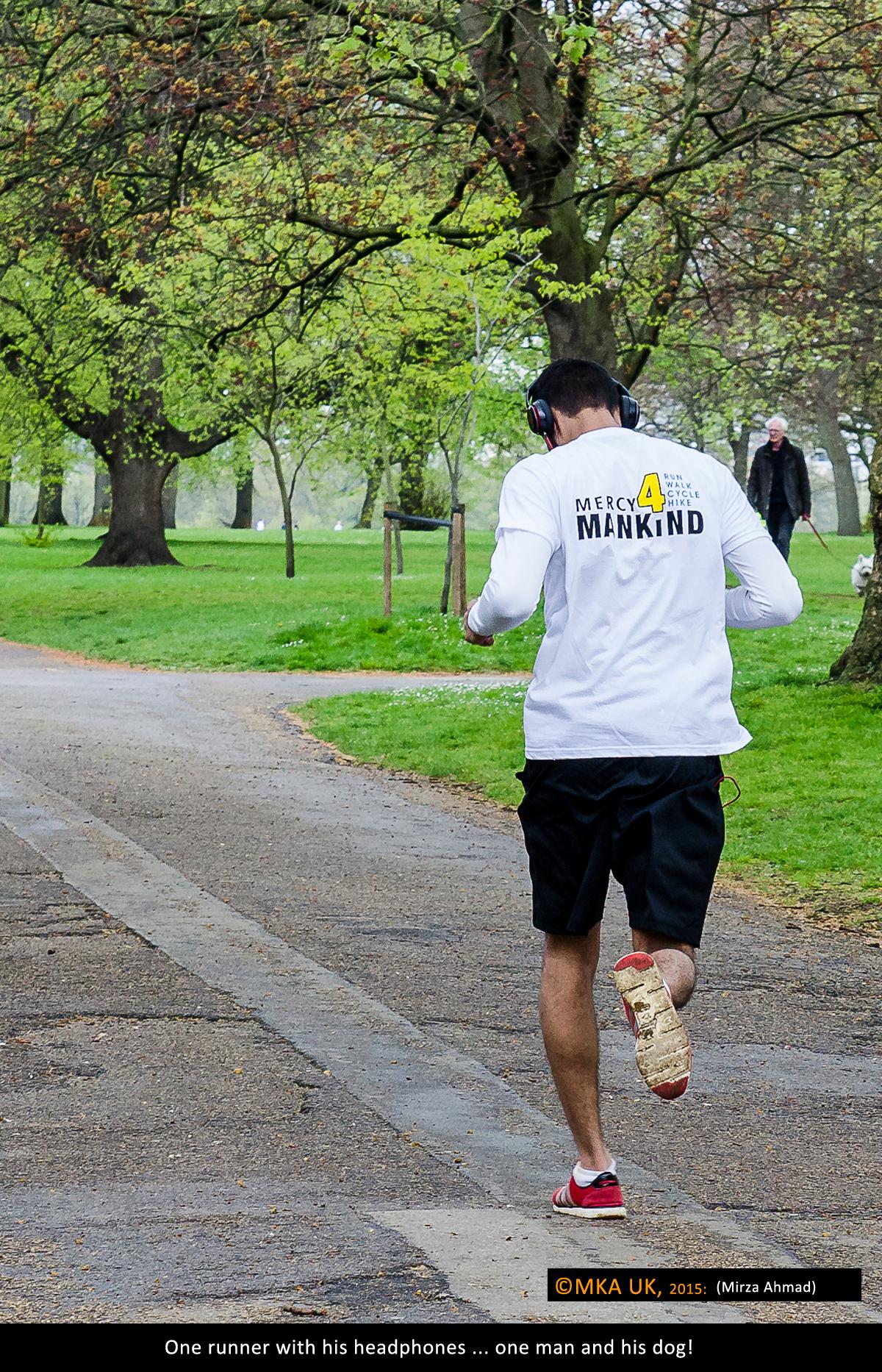 MKA Charity Challenge Hyde Park London-44