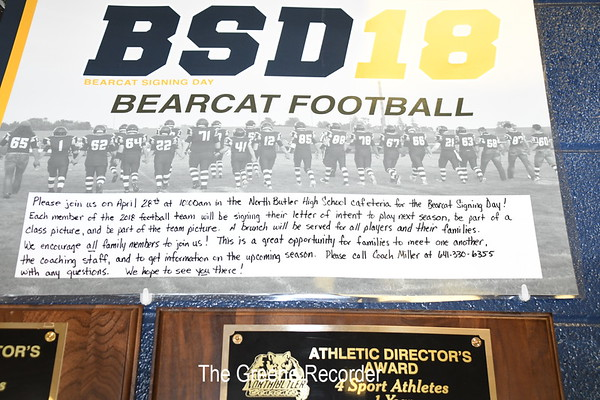 Bearcat Signing Day 2018