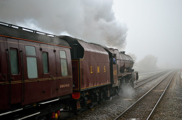Trains December 2012