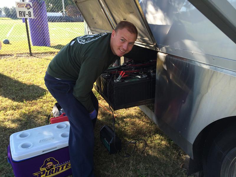 11/9 ECU vs Tulsa  JG Troubleshooting electrical problems...