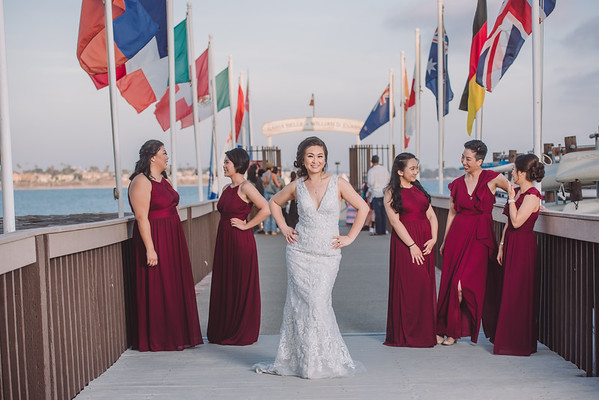 08-bridal party