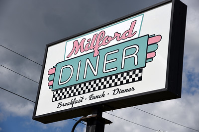 Milford Diner Ribbon Cutting 8/30/2017
