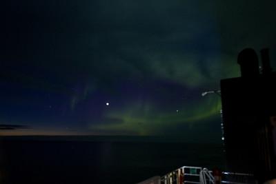 aurora borealis (noorderlicht)