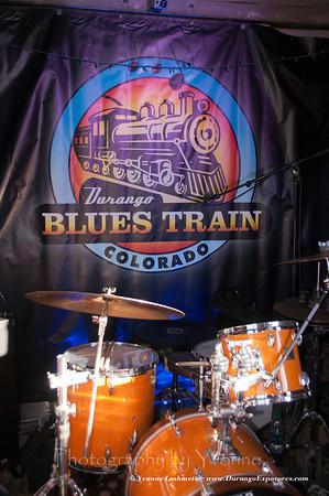 Durango Blues Train 2013