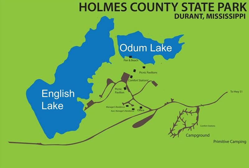 Holmes County State Park