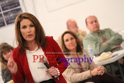 Michele Bachmann at Adel GOP Chili