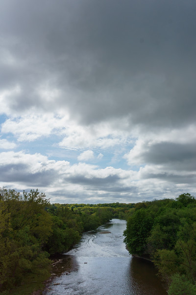 Clouds Over the Humber