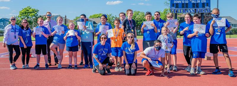 Long Beach Public Schools Special Olympics 2021