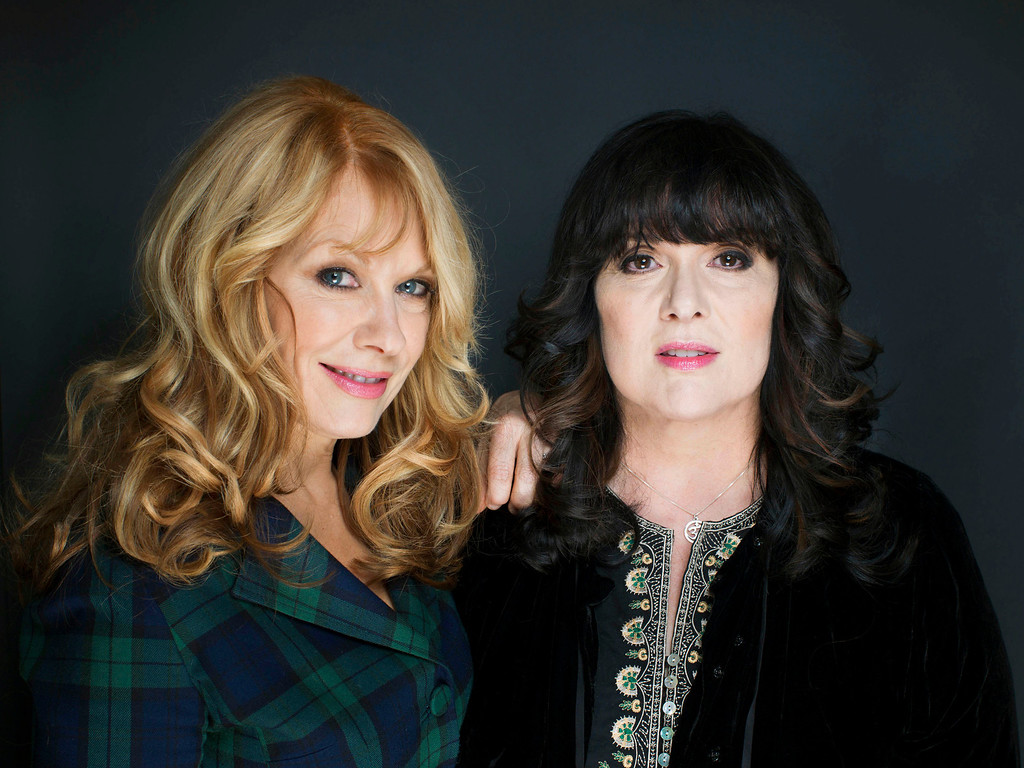 ". This Oct. 1, 2012 file photo shows sisters Nancy, left, and Ann Wilson from Heart in New York. The eclectic group of rockers Rush and Heart, rappers Public Enemy, songwriter Randy Newman, ""Queen of Disco\"" Donna Summer and bluesman Albert King will be inducted into the Rock and Roll Hall of Fame next April in Los Angeles. The inductees were announced Tuesday by 2012 inductee Flea of The Red Hot Chili Peppers at a news conference in Los Angeles. (Photo by Victoria Will/Invision/AP Images)"