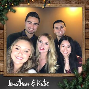 Jonathan + Katie Wedding