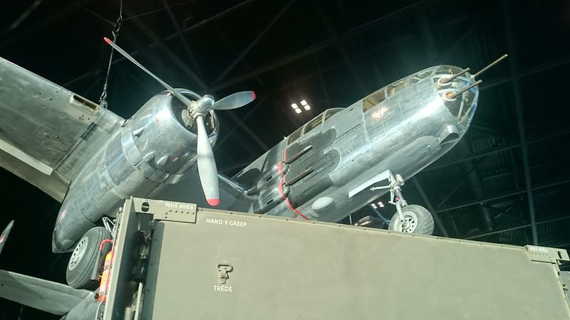 B-25 on approach?!