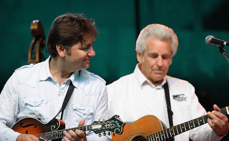 Ronnie & Del McCoury