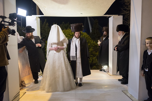 Wedding of Shaul Yedidya and Rivki Rokeach