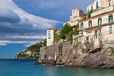 Minori, Amalfi Coast