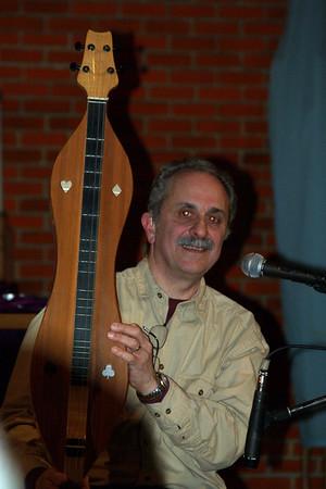 Alf Bashore - Concert in Kutztown