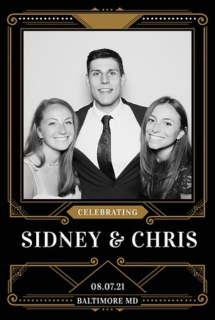 Sidney and Chris' Wedding in Baltimore, MD