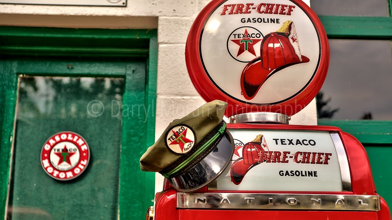Vintage Texaco, 1956 T-bird and Truck (14).jpg