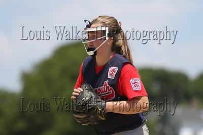 Majors-Minors Softball