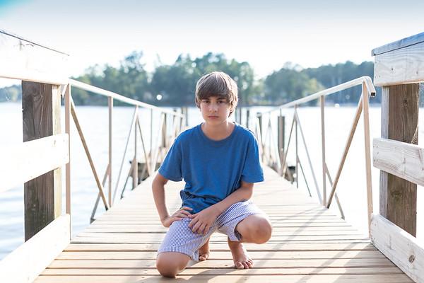 William is 10