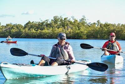 Sunset Bird Rookery Kayak Tour - Staniels, Lyons & Klus