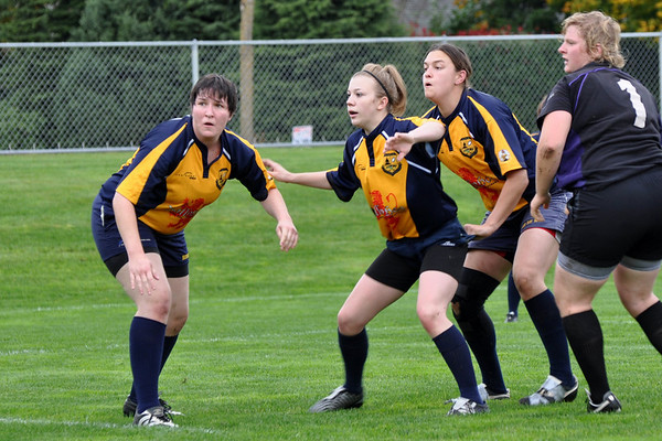 Bud Bay Bandits, Women Rugby Club