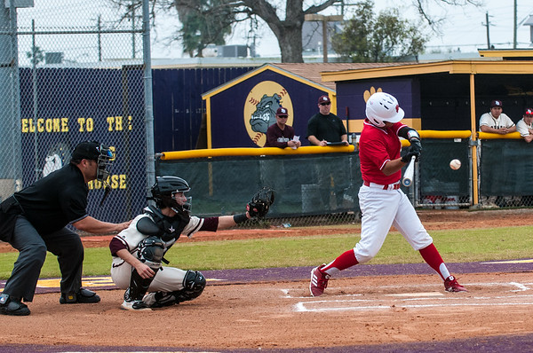 February 23, 2019 - Baseball - Flour Bluff vs Pioneer_LG