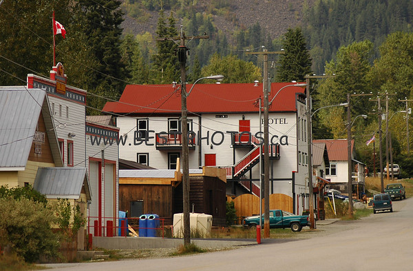 Ymir, British Columbia