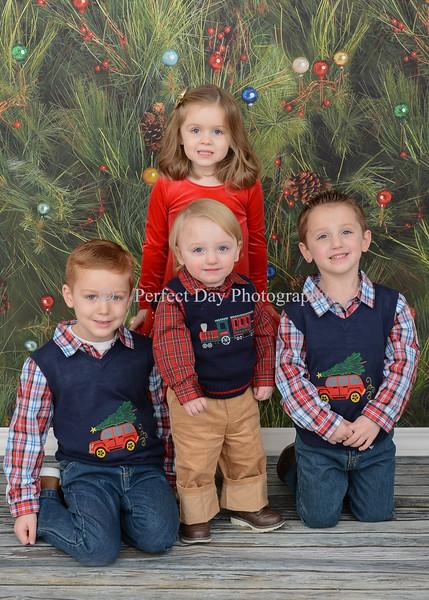 Cavaliero Holiday Portraits