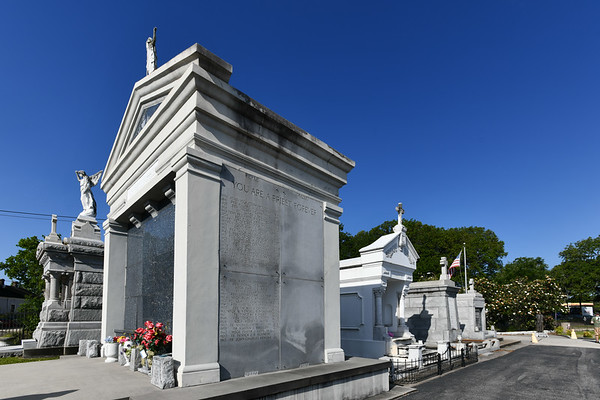 St. Louis Cemetery No. 3, New Orleans
