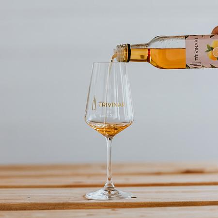 Tri vinari :: citronovy sirup na Triperol