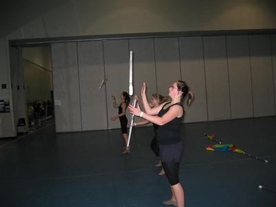 Winterguard - 8 Apr 2008