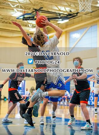 2/25/2021 - Boys JV Basketball - Biddeford vs Kennebunk