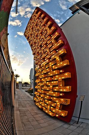 Neon Museum Las Vegas 2013