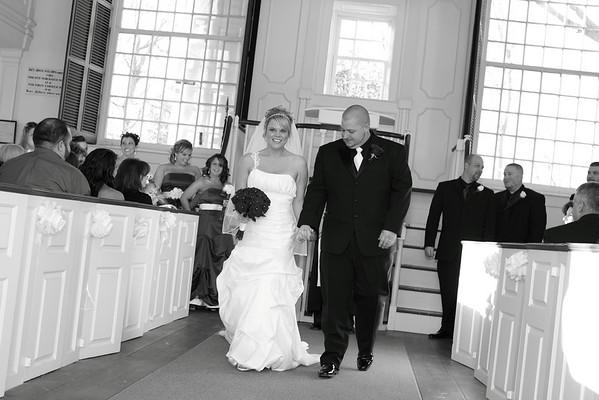 Melanie and Adam Wedding