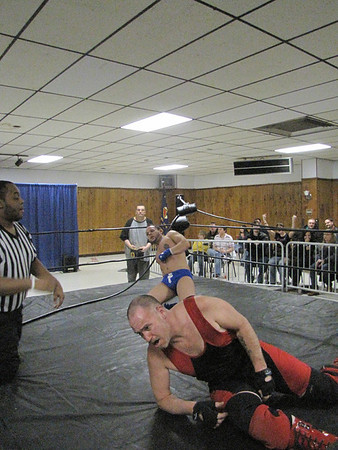 Showcase Pro Wrestling  February 5, 2010