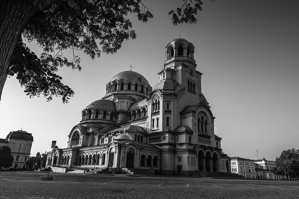 Improving Monochrome conversions with the B&W Panel and Color Filters
